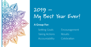 2019 – My Best Year Ever! A Group with Aimee Bucher