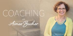 Coaching with Aimee Bucher